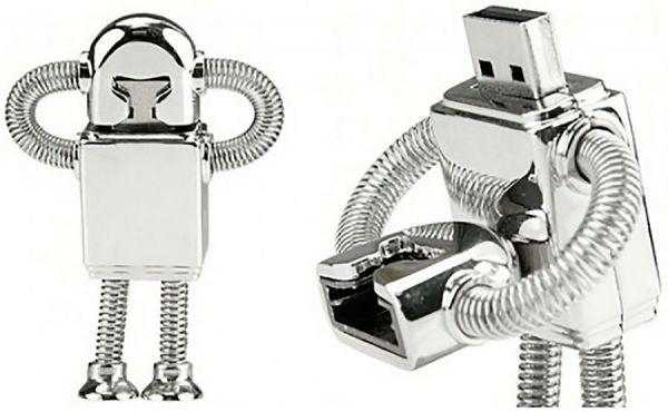 16GB USB-флэш накопитель Apexto Робот в блистере