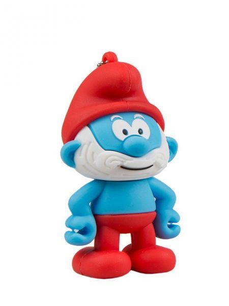 8GB USB-флэш накопитель Tribe, Papa Smurf