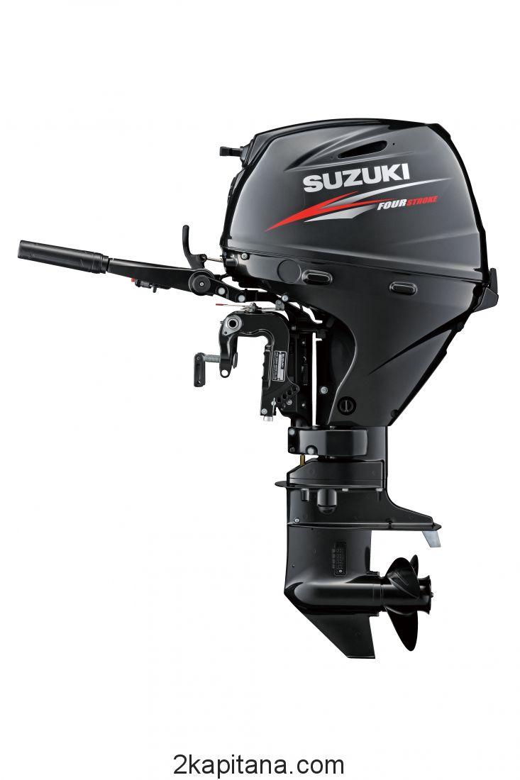 Лодочный мотор SUZUKI DF 30 AS (Сузуки)