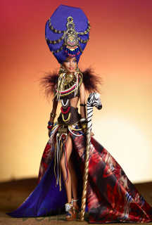 Коллекционная кукла Барби Красавица Племени - Tribal Beauty Barbie  Doll 2013