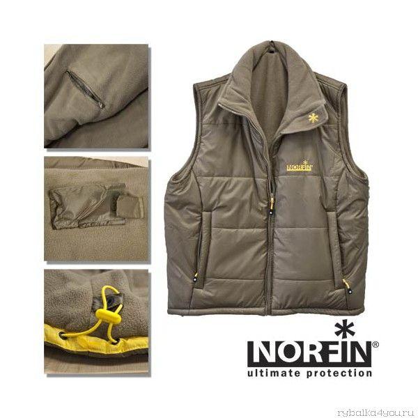 Жилет Norfin VEST GREEN  - купить со скидкой