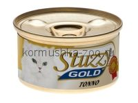 Stuzzy Gold консервы для кошек (кусочки тунца в собственном соку)