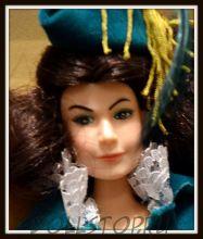 "Коллекционная кукла Скарлетт из ""Унесенных ветром"" от World Doll -  Scarlett , Gone With the Wind Doll by World Doll"