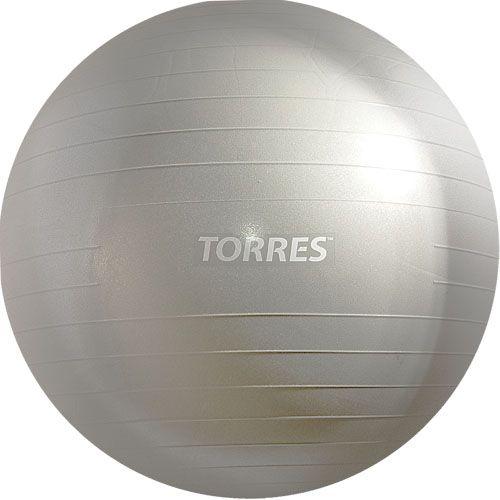 Мяч для фитнеса Torres 75 см