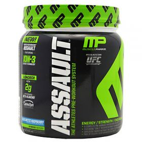 MusclePharm Assault V2 30 порций (435 грамм)