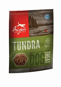 Orijen Tундра сублимированное лакомство для собак