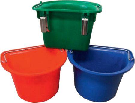 Кормушка подвесная, пластик 20 литров. Разные цвета.
