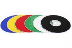 CD-диски для манипуляции (тонкие)
