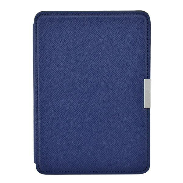 Обложка Texture для Amazon Kindle Paperwhite (Синяя)