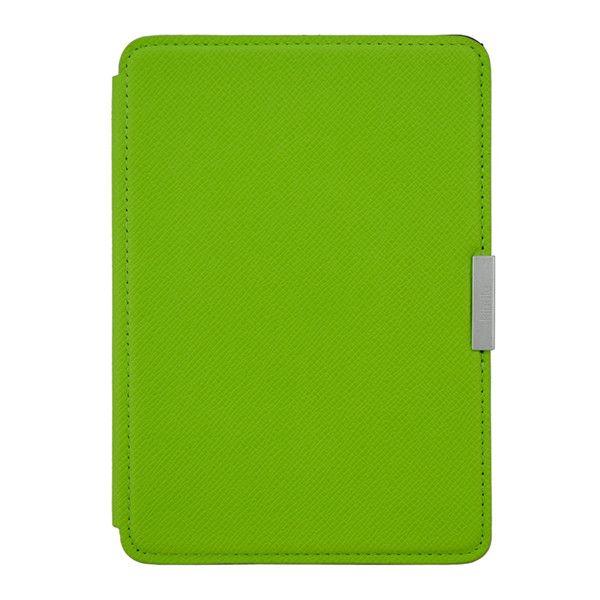 Обложка для Amazon Kindle Paperwhite Зеленая (Replica Магнитная застежка)