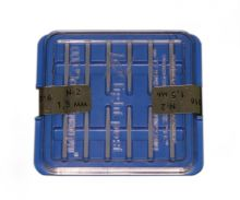 Штифты стекловолоконные конусные DC light post / Эстэйд / №2-1,5 мм / блистер 12 штук