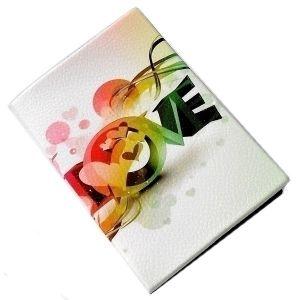 Обложка на паспорт Love