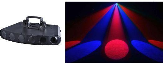 ACME LED-460 Venom Светодиодный прибор
