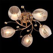 Люстра ES 9670/5 золото