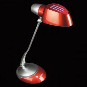 Настольная лампа - 780801-RD красный