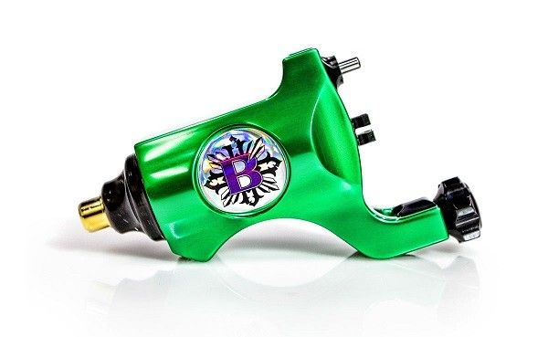 Bishop Rotary V6 Emerald Green RCA