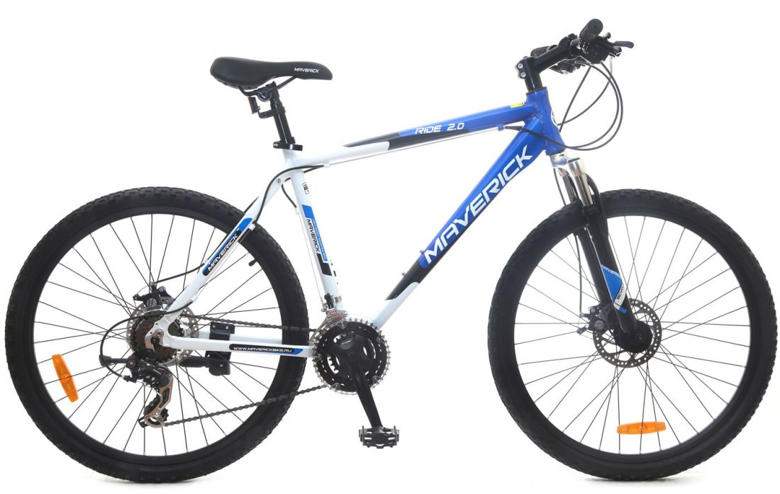 MAVERICK RIDE 2.0 Disc