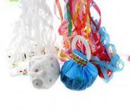 Растяжки для бросков - 30 нитей (белые или разноцветные) - упаковка 9 шт