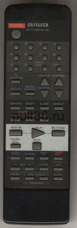 Пульт Aiwa RC-T1400KE-AE