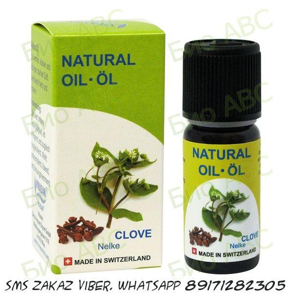 Эфирное масло Гвоздичное натуральное
