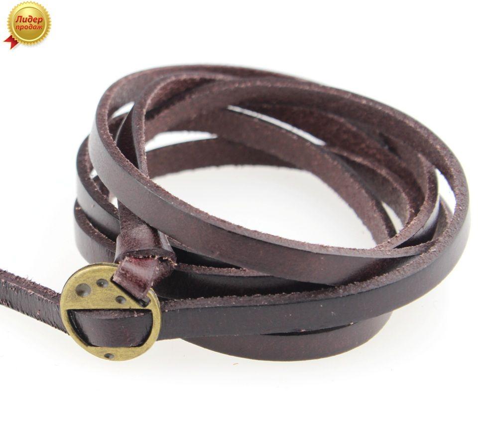 Кожаный браслет 313NT-Shir