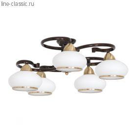 Люстра LUMINEX 1908 Wenus gold