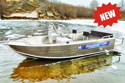 Wyatboat-430DC