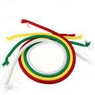 Жёсткая верёвка (белая, красная, жёлтая, зелёная)