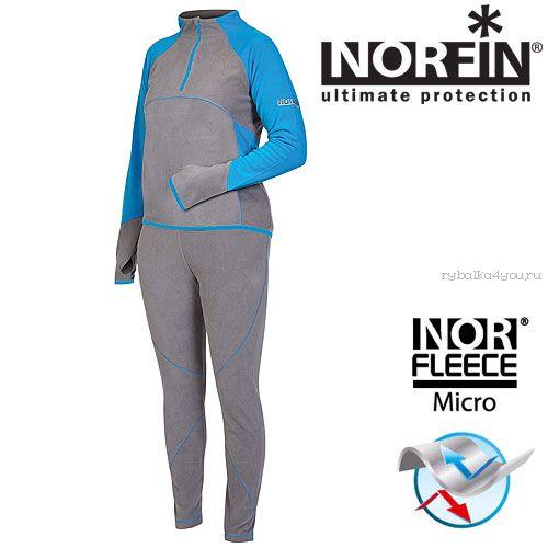 Термобельё Norfin Women Performance микрофлис.(Артикул:  3043000)