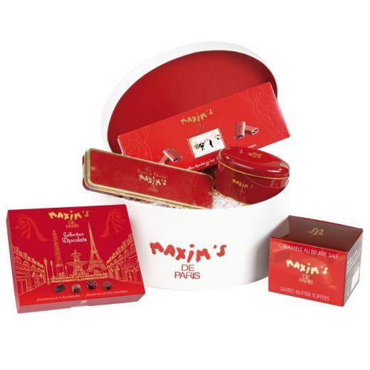 Набор подарочный Maxim`s Subtilitе - 380 г (Франция)