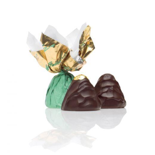 Шоколадные конфеты Трюфели Golden Candies с ликёром Фруко Шульц Абсент - 1 кг (Россия)
