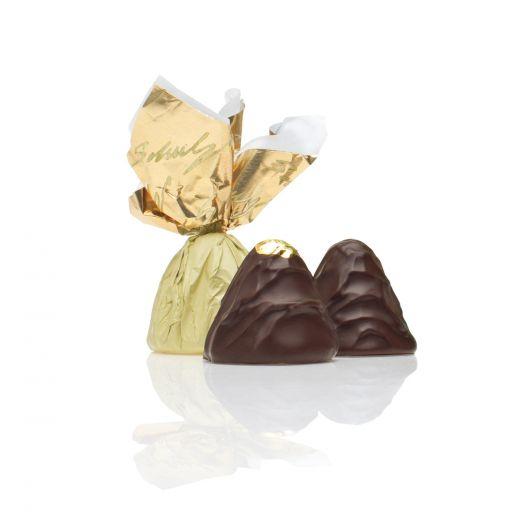 Шоколадные конфеты Трюфели Golden Candies с ликёром Фруко Шульц Дыня - 1 кг (Россия)