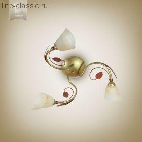 """Люстра N&B light 15603 """" МОСКВА"""" золото.медь."""