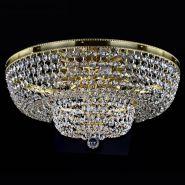 Люстра ART GLASS Gerta Dia 350 Brass Antique SP