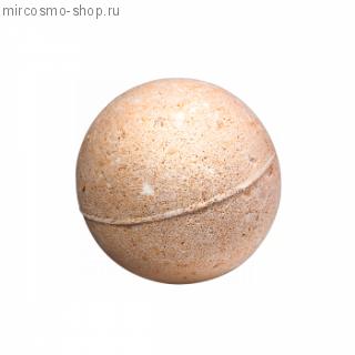 Ароматный бурлящий шарик для ванны Карамельное Пралине