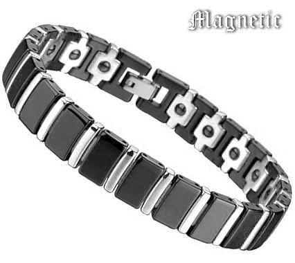 Магнитный керамический браслет