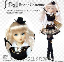 коллекционная кукла J-Doll Улица Шарон - J-Doll Rue de Charonne