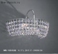 Бра LA LAMPADA WB 1121/2.02