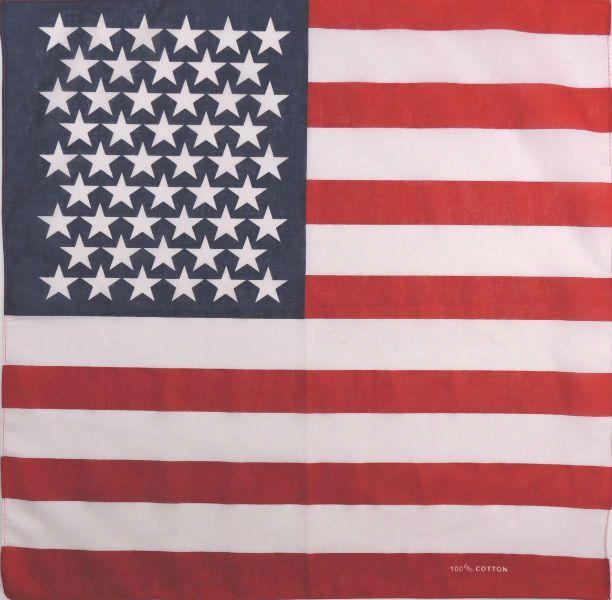"""Бандана """"Американский флаг"""""""
