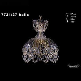 Люстра IVELE 7721/32 balls