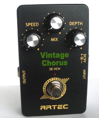 ARTEC SE-VCH Педаль Vintage Chorus