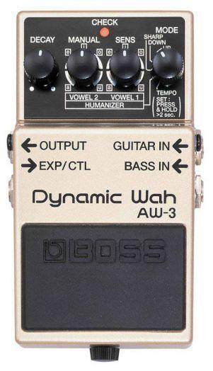 BOSS AW-3 Педаль гитарная Авто-Вау