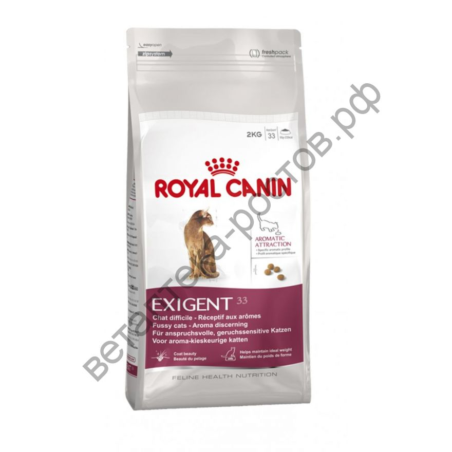 Royal Canin для кошек Exigent Aromatic Attraction