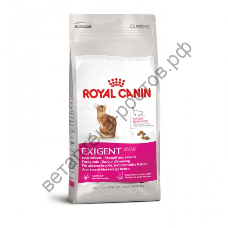 Royal Canin для кошек Exigent Savour Sensation