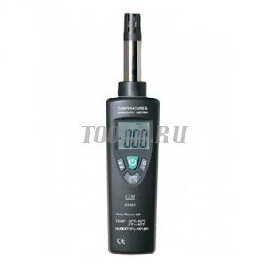 CEM DT-321 - цифровой гигро-термометр с поверкой