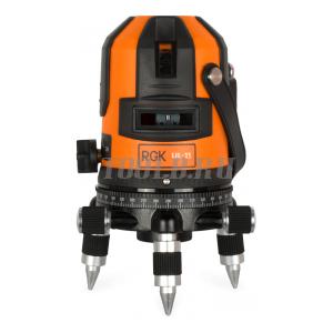 RGK UL-11 - лазерный нивелир