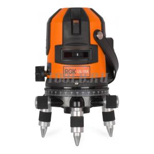 RGK UL-11A - лазерный нивелир