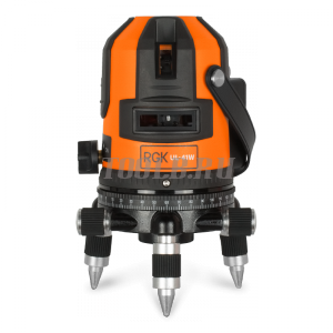 RGK UL-41W MAX - лазерный нивелир