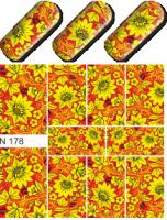 Слайдер-дизайн  N178 p  (водные наклейки)