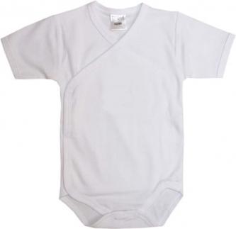 Боди белое для ранорожденных, размер 38